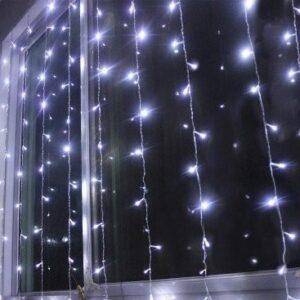 Instalatie perdea LED 3m x 3m