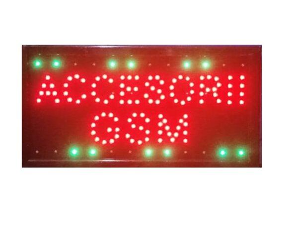 Reclama led Accesorii GSM
