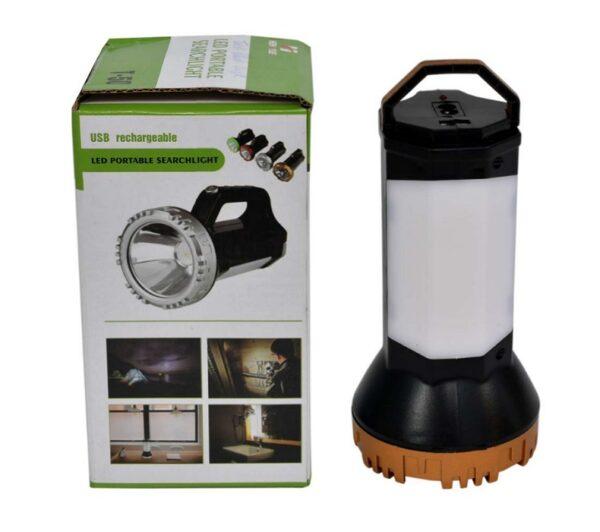 Lanterna led cu panou lateral cob led